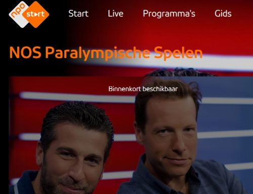 NOS Huldiging olympische en paralympische medaillewinnaars