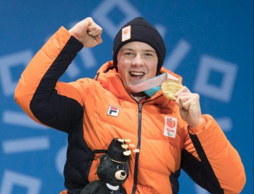 Jeroen op shortlist voor Paralympische sporter 2018