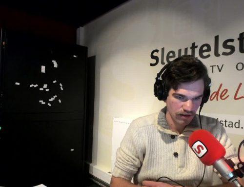 Interview met Sleutelstad TV online bij Nieuws071